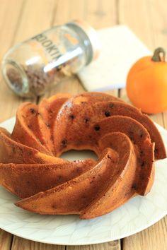 Pumpkin bread (version légère aux noix et pépites de chocolat) - Mincir et Gourmandises