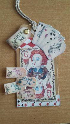 Alice in Wonderland Tag