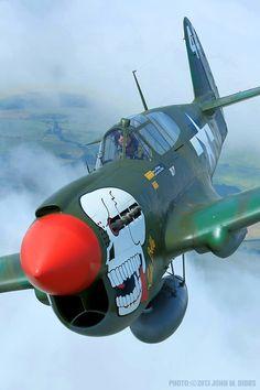 Curtiss P-40N-1-CU Warhawk