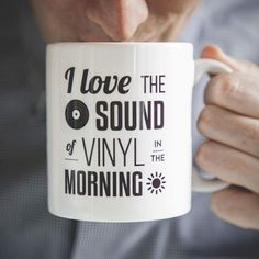 I Love The Sound Of #Vinyl In The Morning..