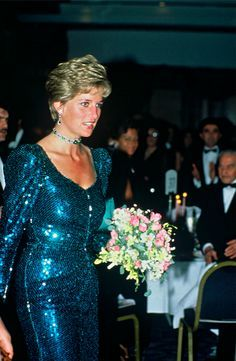 This Princess Diana Gown Is Expected to Sell for $145,000 at Auction