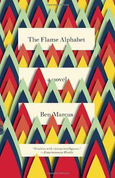 flame alphabet ben marcus book cover