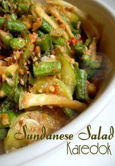 "Indonesian Salad Recipe. (""Google Translate"" will translate from Indonesian (Bahasa) to English)"