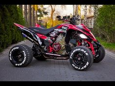Motorcross Bike, Bobber Motorcycle, Cool Motorcycles, Bmw M4, Ducati, Yamaha Atv, Yamaha Raptor, Sport Atv, Quad
