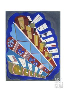 Untitled Collectable Print by Wassily Kandinsky at Art.com