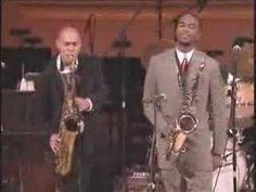Joshua Redman vs James Carter Straight, No Chaser - Live At Carnegie Hall