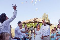 Spanish venue Rancho Del Ingles. Malaga.  Outdoor wedding Rustic Destination Wedding in Southern Spain | Fly Away Bride