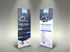 Custom Retractable Banner Stands - Make you stand out at the trade show or event, offer the banner stand display solutions to get the attention. Rollup Design, Rollup Banner Design, Bunting Design, Banner Sample, Standee Design, Banner Design Inspiration, Design Ideas, Pop Up Banner, Graphic Design