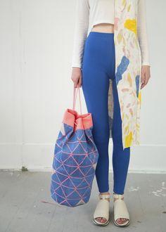 Lucy Simpson et le textile siliconé. Plus