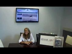 Street.life! Take 18: Janet Sylvester, Owner/Broker of Great Island Realty, tells us what she knows about Street.life! and why she LOVES Portsmouth!