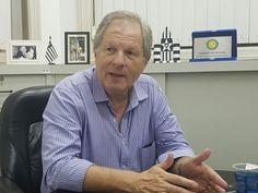 Entrevistão: reforços, política, vida... Carlos Eduardo Pereira abre o coração #globoesporte