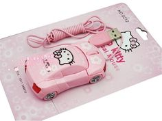 Hello Kitty Car Mouse PD