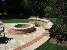 Brick Paving - Outdoor Grills | Brick Patio Design | Brick Pavers | 3D Brick Paving, Illinois