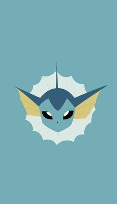 Pokemon Wallpaper Vaporeon
