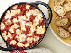 Supreme Pizza Dip Recipe : Food Network Kitchens : Food Network - FoodNetwork.com