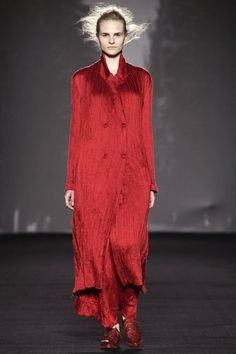 Uma Wang Ready To Wear Collection Fall Winter 2014 Milan
