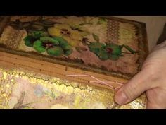 Butterflies and Flowers Journal - YouTube
