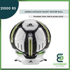 adidas micoach smart soccer ball #adidas #supermart