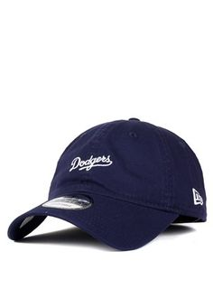 ada0ef45 9Forty Sunbleach Unstructured Dodgers Navy. Check out this product and more  at Dapper Street. Dapper Street · New Era