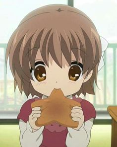 Ushio from Clannad ~ After Story ~ - Dango Clannad, Clannad Anime, Sad Anime, Anime Love, Kawaii Anime, Manga Anime, Anime Art, Clannad After Story, Tamako Love Story