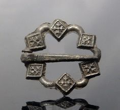 MEDIEVAL OPENWORK PILGRIM PEWTER BROOCH (L398) | Antiques, Antiquities, European | eBay! Medieval Jewelry, Ancient Jewelry, Medieval Art, Viking Jewelry, Stone Jewelry, Metal Jewelry, Antique Jewelry, Rings N Things, Ancient Artifacts