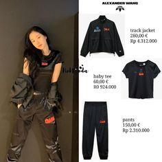 Kpop Fashion Outfits, Womens Fashion, Looks Teen, Costumes For Women, Woman Costumes, Korean Fashion Trends, Asian Style, Fashion 2020, Alexander Wang
