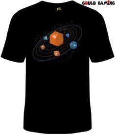 f1df5b0a0 Space T Shirts Ideas #spaceshirts #spacetshirts D20 Dungeons & Dragons  T-Shirt