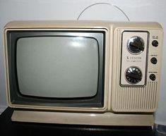 Zenith Solid State Television (1970s)