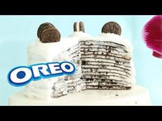 Oreo Mille Crepe Cake Mille Crepes – No-Bake Recipe – Cake Recipes 2019 Ice Caramel Macchiato, Caramel Frappuccino, Baking Recipes, Cookie Recipes, Dessert Recipes, The Last Summer, Vanilla Syrup, Crepe Cake, Choux Pastry
