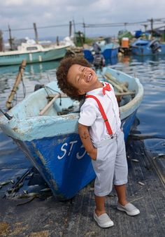 Bermuda enfant