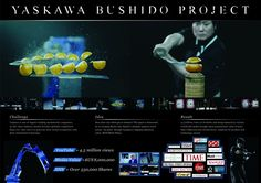 """YASKAWA BUSHIDO PROJECT"" The 100th Anniversary of Establishment Project YASKAWA ELECTRIC CORPORATION"