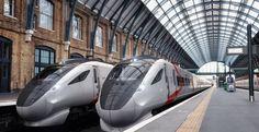 A Swish New Train Service Will Take You From London To Edinburgh For Just - Secret London Rail Transport, Public Transport, Train Car, Train Travel, Uk Rail, First Class Seats, Rail Europe, Future Transportation, High Speed Rail