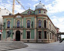 Lugo - Círculo das Artes de Lugo.