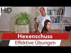 Hexenschuss // Übungen und Hilfe bei einem Hexenschuss