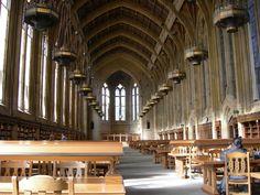Suzzalo Library University of Washington Seattle, Washington
