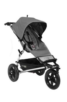 Mountain Buggy Urban Jungle Jogging Stroller - Gray