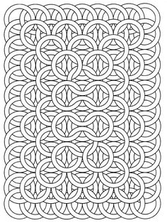 - Mini coloriage illusion d optique ...