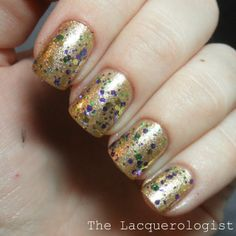 Red Dog Designs Polish: Swatches and Review!