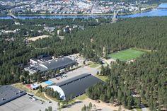 Santasport Lapin Urheiluopisto.