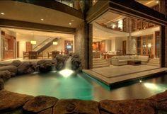 diseño de exteriores: piscinas