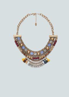 Necklaces - Jewellery for Women | MANGO USA