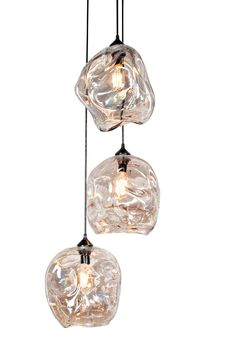 Buy INFINITY PENDANT by John Pomp Studios - Made-to-Order designer Lighting from Dering Hall's collection of Industrial Traditional Mid-Century / Modern Pendant Blown Glass Pendant Light, Glass Pendants, Small Pendant Lights, Light Pendant, Lumiere Led, Infinity Pendant, Hand Blown Glass, Hanging Lights, Chandelier Lighting