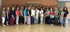 A contributed photo of the Church Hill Elementary School staff. CHES is one of eight schools in Tennessee nominated for a National Title I Distinguished School Award.