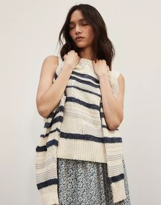 Women's New Arrivals: Clothing, Bags & More   Madewell Cropped Cardigan Sweater, Pullover Sweaters, High Waisted Mom Jeans, Retro Look, Swimsuit Tops, Sweaters For Women, Street Style, How To Wear