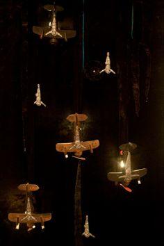 Władysław Hasior, Lot w ciemności, 1973 Chandelier, Ceiling Lights, Artists, Home Decor, Candelabra, Decoration Home, Room Decor, Chandeliers, Outdoor Ceiling Lights