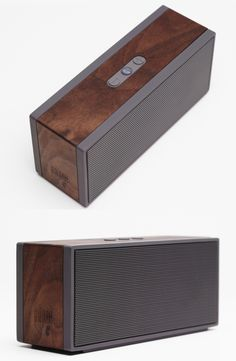 Grain Audio is growing its own line of premium audio products like the big-sounding Packable Wireless System portable Bluetooth speakers with the aid of Kickstarter fans. The Long Island-based entrepreneurs have developed bookshelf and portable speakers and headsets with a common theme: They're engineered from the inside out (the electronics were hand-designed first) to produce the best possible sound from their solid walnut enclosures. The products were shown off at a recent NYC launch…
