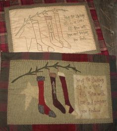 Hang the Stockings by JAM