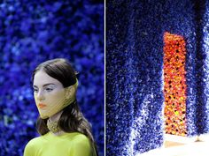 """""""The not-so-Fall"""" Fall showing of Christian Dior Couture 2012  @Jess Liu Lee Thomas"""