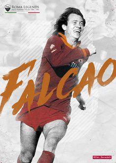 Roma Legends 2 - Paulo Roberto Falcao 1980 - 1985 #fanart