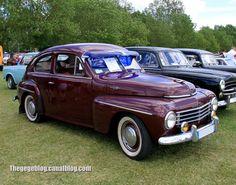 Volvo PV444 de 1953 (Retro Meus Auto Madine 2012) 01 volvomuseum.nl